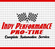 Indy Performance Pro-Tire